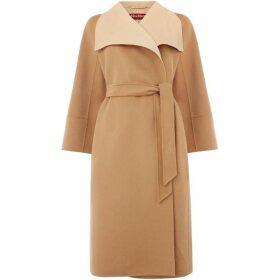 Max Mara Studio Big collar coat