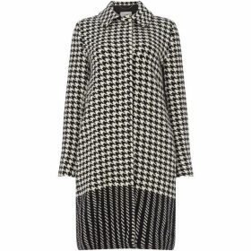 Marella Houndstooth coat