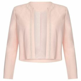Yumi Cropped Bolero Jacket