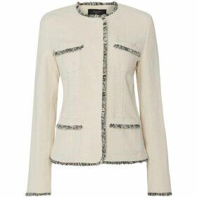 Max Mara Weekend Edo jacket with pocket detail