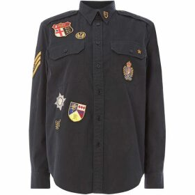 Polo Ralph Lauren Badge Embroidery Militery Jacket