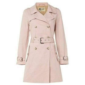 Covert Overt Womens Trench Coat