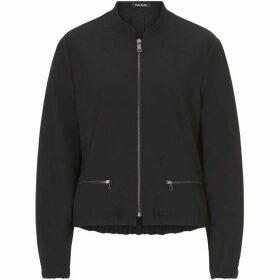Betty Barclay Fine crêpe blouson jacket