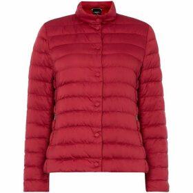 Max Mara Weekend Front button puffer jacket