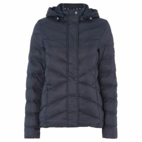 Barbour Lifestyle Hooded Seaward Quilted Jacket