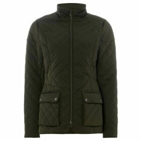 Crew Clothing Company Forres Quilted Jacket