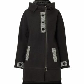 James Lakeland Hooded Quilted Coat