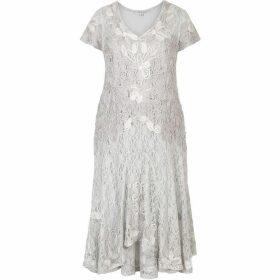 Chesca Ombre Cornelli Lace Dress