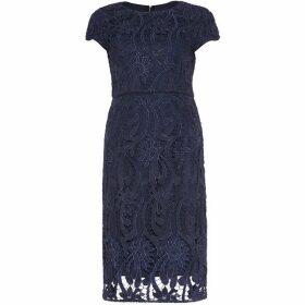 Phase Eight Anna Leah Cutwork Dress