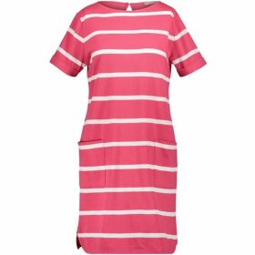 Betty Barclay Textured Striped Dress