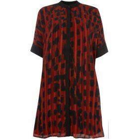 Religion Elation shirt dress