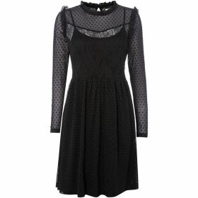 Sofie Schnoor Lace detail dress