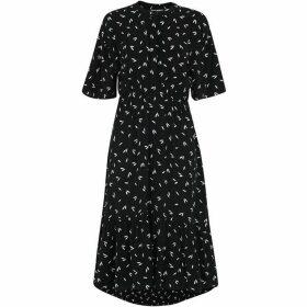 Whistles Eva Camila Print Dress