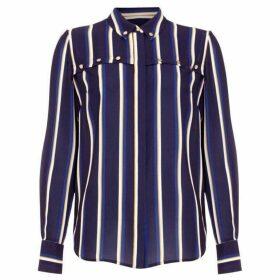 Damsel in a Dress Astrid Stripe Blouse