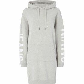 Calvin Klein Jeans Institutional Hooded Dress