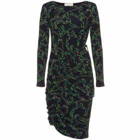 Damsel in a Dress Odele Printed Jersey Dress