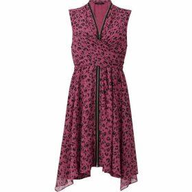 All Saints Jayda Roar Dress
