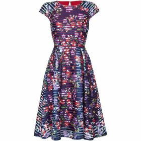 Yumi Spanish Floral Dress