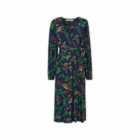 LK Bennett Ella Jersey Wrap Dress