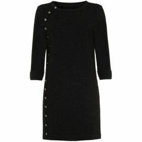 Phase Eight Bellatrix Button Knit Dress