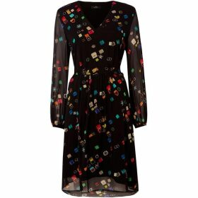 PS by Paul Smith Ring box printed dress