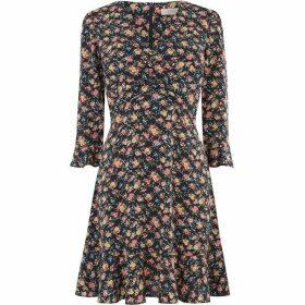 Oasis Garden Ditsy Skater Dress