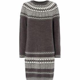 Maison De Nimes Nordic Knit Dress