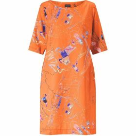 James Lakeland Baby Print Dress