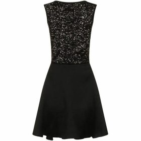 HotSquash Amber Sequin Party Dress, Clever Fabric