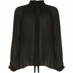 Damsel in a Dress Mona Pleat Blouse
