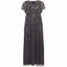 Studio 8 Desiree Beaded Maxi Dress