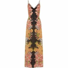 Free People Wildflower Printed Maxi Dress