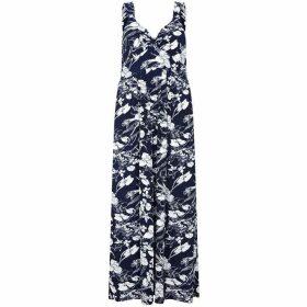 Mela London Curve Mystical Print Maxi Dress