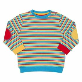 Kite Toddler Rainbow Sweatshirt