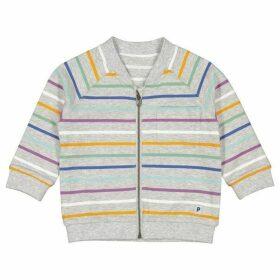 Polarn O Pyret Babies Multi Stripe Sweatshirt
