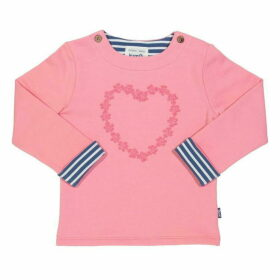 Kite Toddler Daisy Heart Sweatshirt