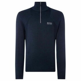 Boss Quarter Zip Zon Pro Jumper