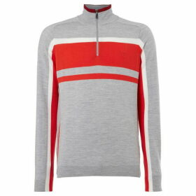 Boss Quarter Zip Zita Jumper