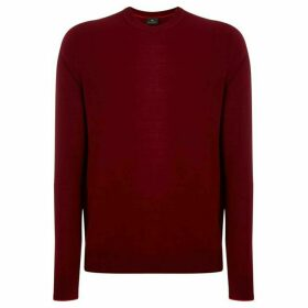 PS by Paul Smith Crew Neck Merino Knit Jumper