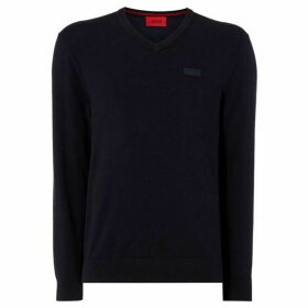 Hugo San Vincenzo Badge Logo Jumper