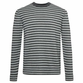 French Connection Cotton Wool Stripe Jumper
