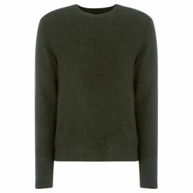 Michael Kors Textured Cotton Knit Jumper