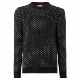 Jack and Jones Joe Textured Knitted Jumper