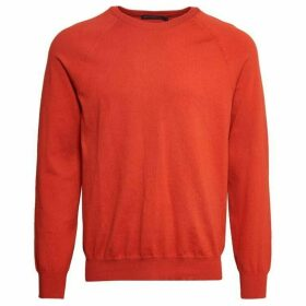 French Connection Stretch Cotton Crew Neck Jumper