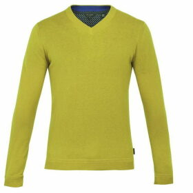 Ted Baker Noel V-Neck Wool Jumper