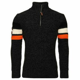 Superdry Ski Dog Henley Jumper