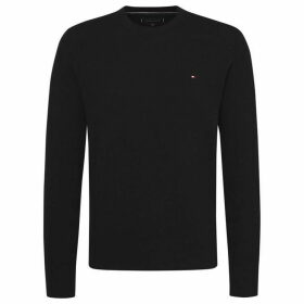 Tommy Hilfiger Cotton Structure Jumper