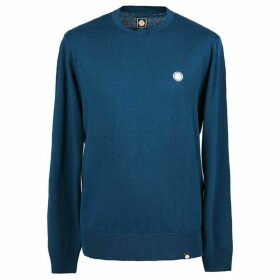 Pretty Green Crew Neck Knitted Jumper