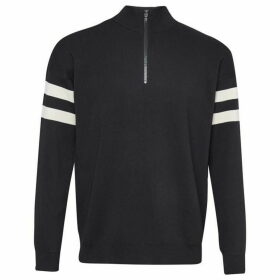 French Connection Lakra Knit Quarter Zip Jumper