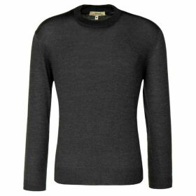 Gibson Charcoal Turtle Neck Jumper